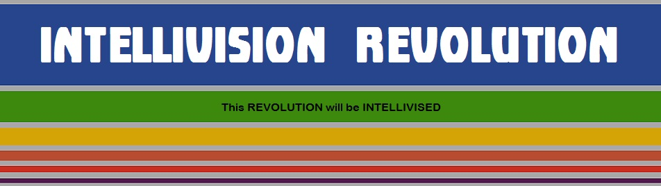 Welcome to the Intellivision Revolution!